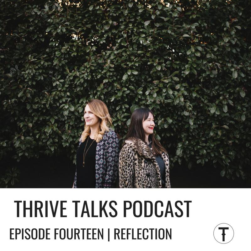 THRIVE Talks Podcast - Ep 14