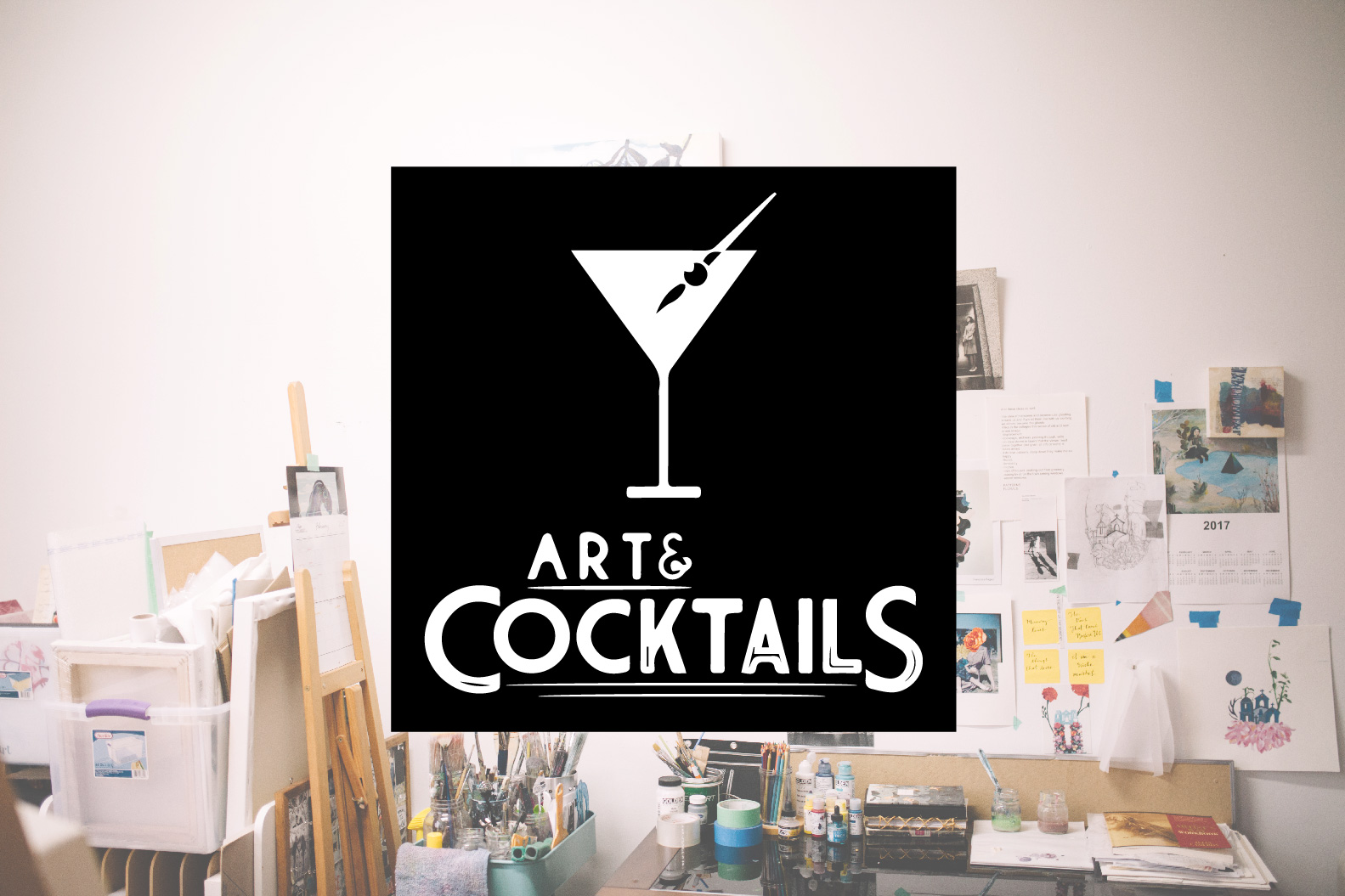 Art and Cocktails   Podcast  | 2019