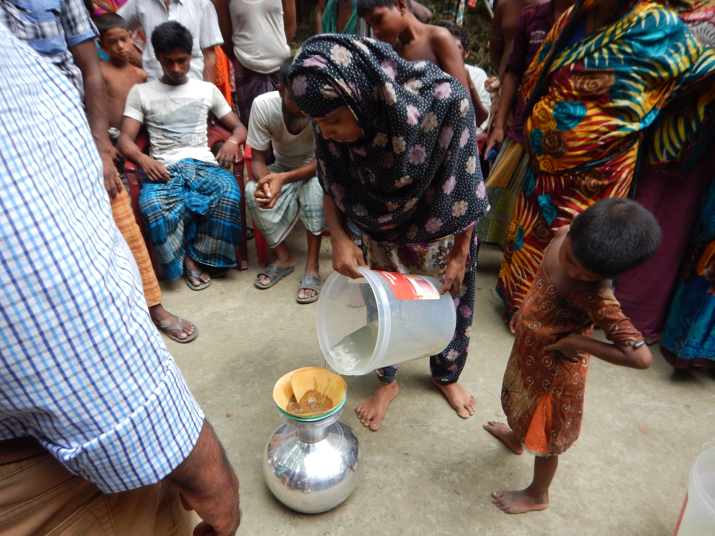 Design Feedback in Bangladesh