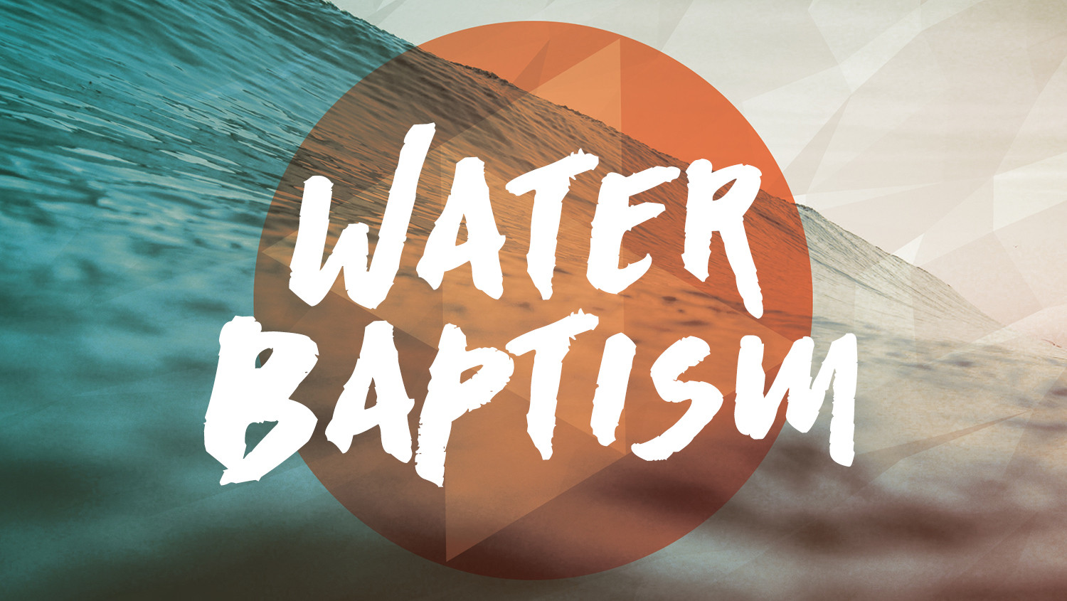 Sign Up For Water Baptism! - Baptism is a huge marker in your child's life. Water baptism for Christians is not only a public declaration to love and follow Jesus, but also a symbol of Christ's own death and resurrection for us. We encourage your kids if they have made that commitment to love and follow Jesus the next step is water baptism (Matthew 28:19.) If your child is interested in being baptized please fill out the form below to let Pastor Linsey know by May 6th. The next scheduled baptism is May 20, 2018 during the 10:30am Gathering.