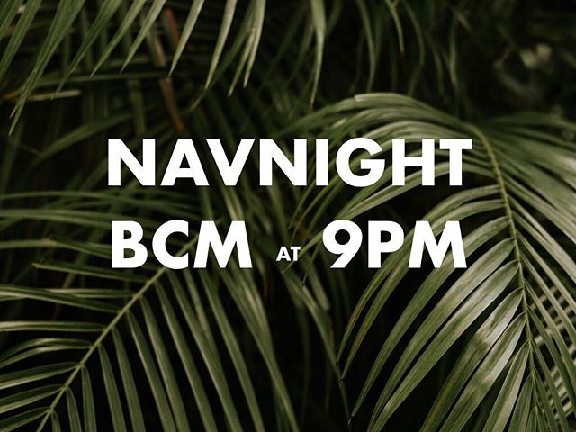 Don't forget! We're meeting at the BCM tonight!! Join us for worship as we hear from our very own Nick Curcio on the holiness of God 🙌🏼
