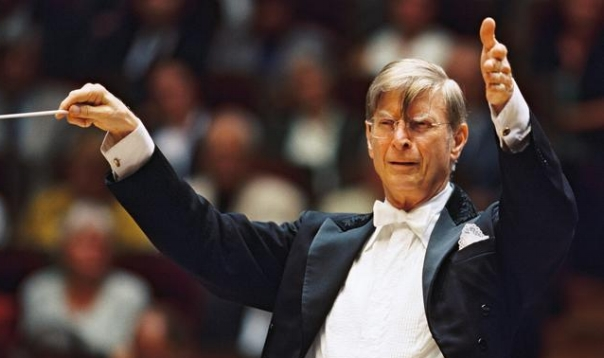 Herbert Blomstedt, conductor.