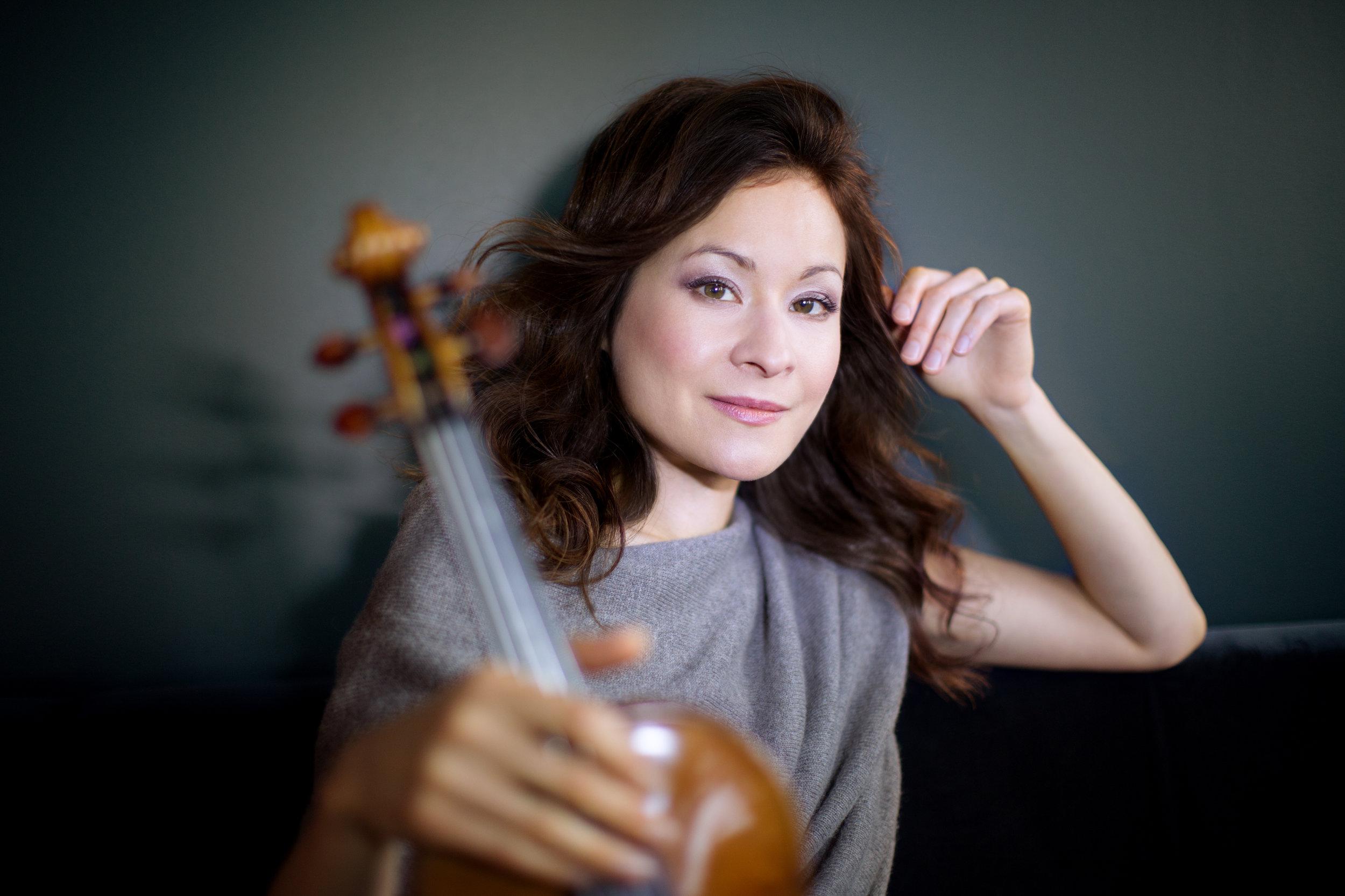 Arabella Steinbacher, violin.