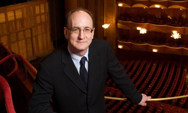 Peter Gelb of the Metropolitan Opera.
