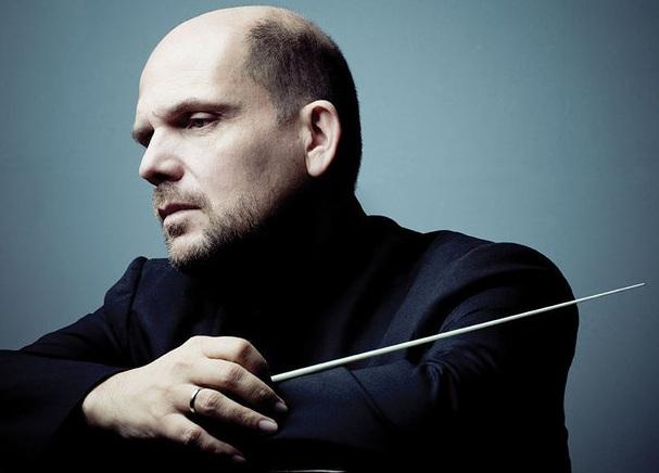 Music director Jaap van Zweden