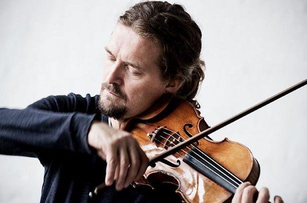 Christian Tetzlaff, violinist.