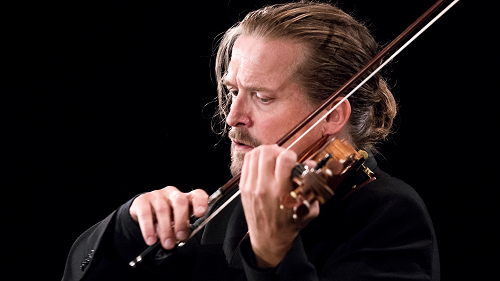 Christian Tetzlaff; German violinist