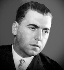 Erwin Schulhoff; Jewish Czech composer and pianist.