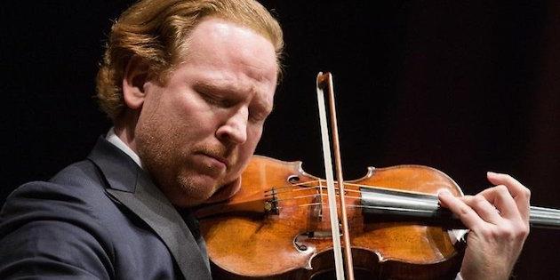 Daniel Hope; British-Irish classical violinist
