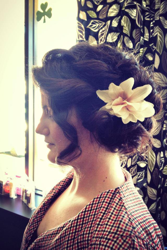 Salon Oz Bedford Ma Prom Bridal Hair Design