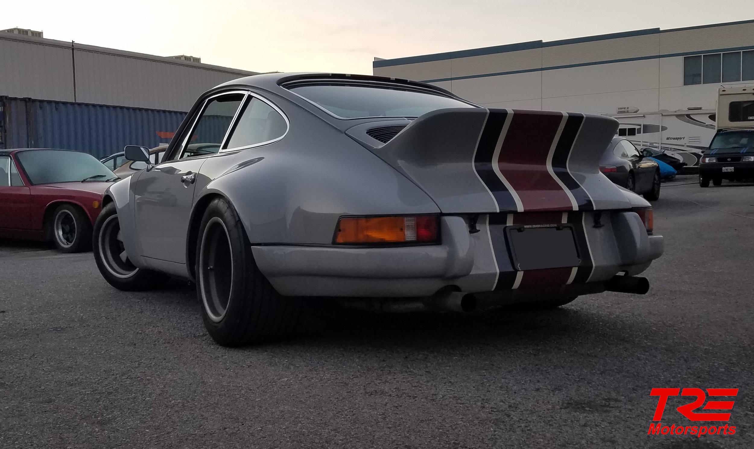Tre 911rsr 73 2 8 Conversion Kit For 1974 1989 Porsche 911 Tre Motorsports