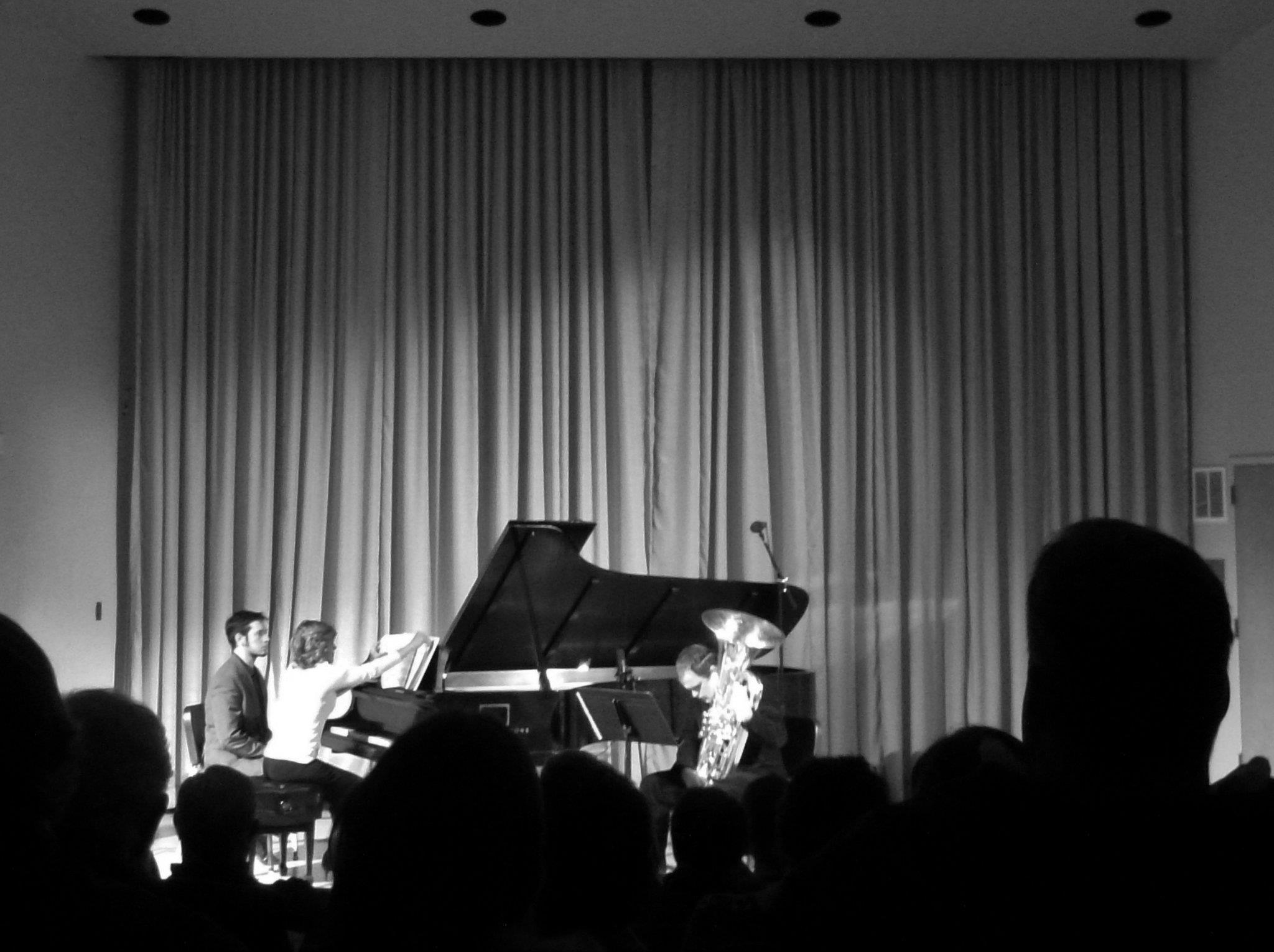 DMA Recital at the University of Washington with Kim Russ, Piano.
