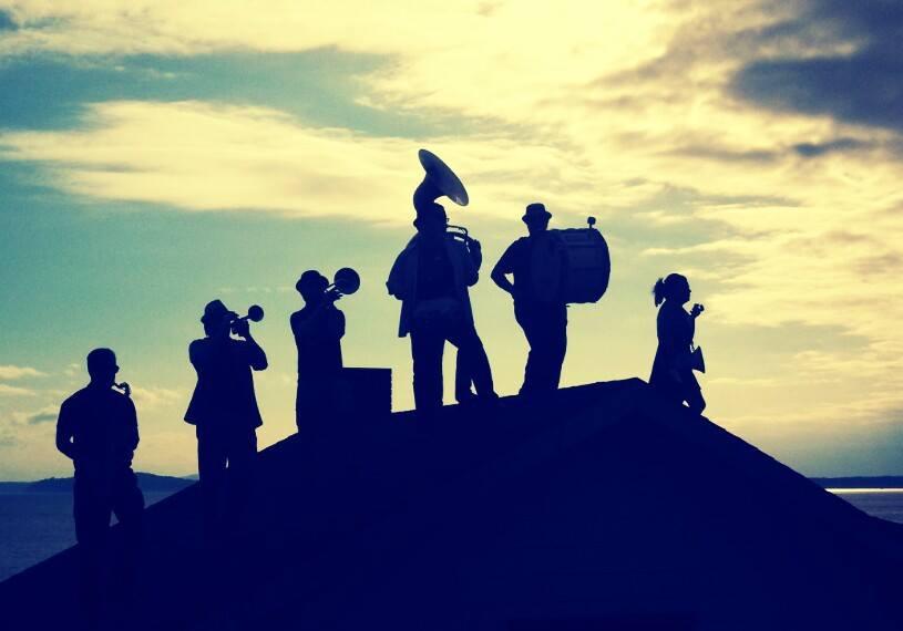 Tubaluba at Olympic Sculpture Park (Seattle, WA)