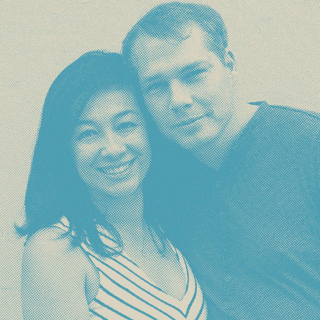 Founders Amanda and Shepard Fairey