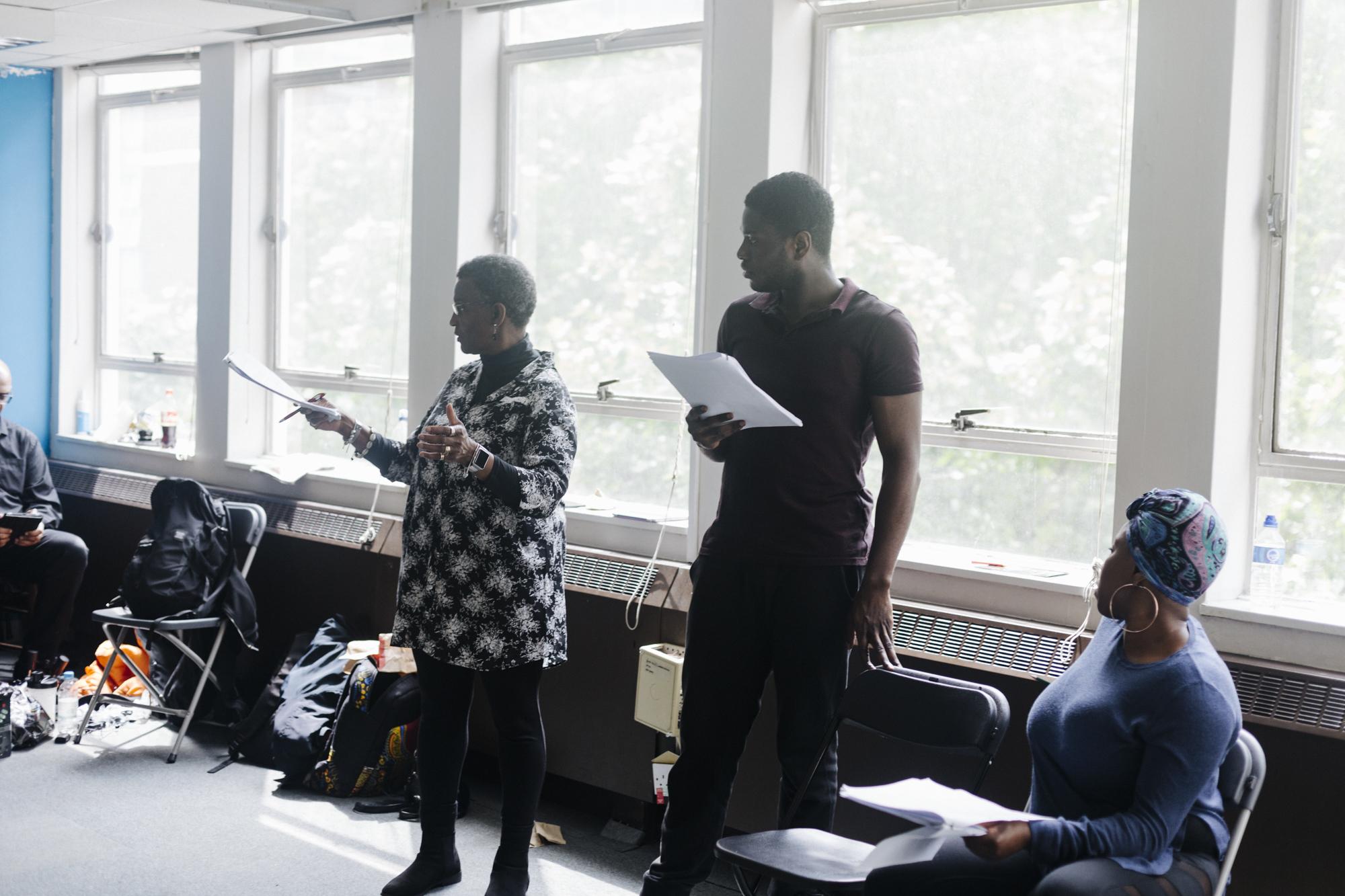 Anni Domingo, Winston and Mamito by Jolade Olusanya.JPG