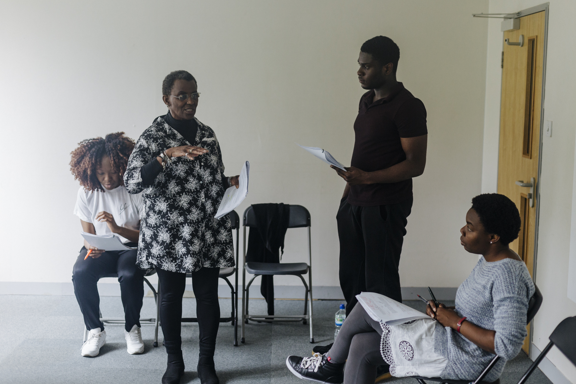 Tolu, DK Fash, Winston and Director Anni  by Jolade Olusanya.JPG