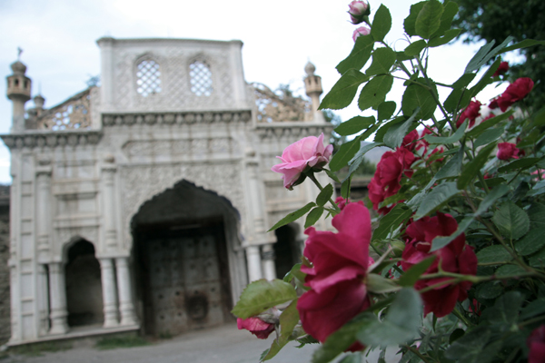 chitral mosque