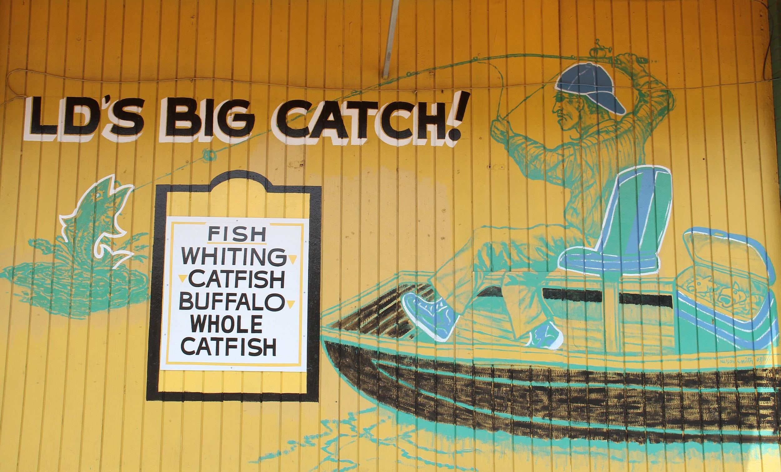 memphis catfish