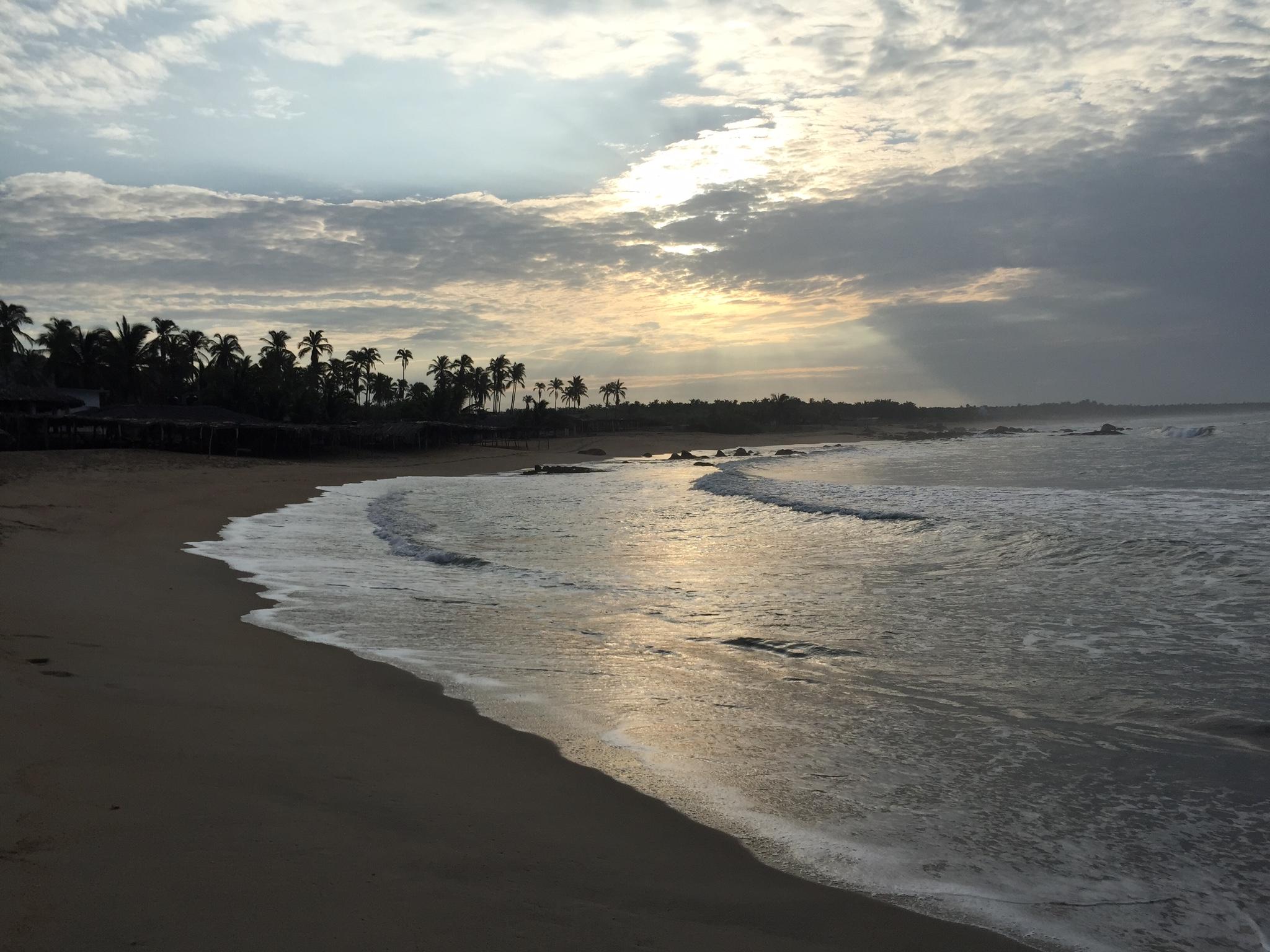 costa chica beaches
