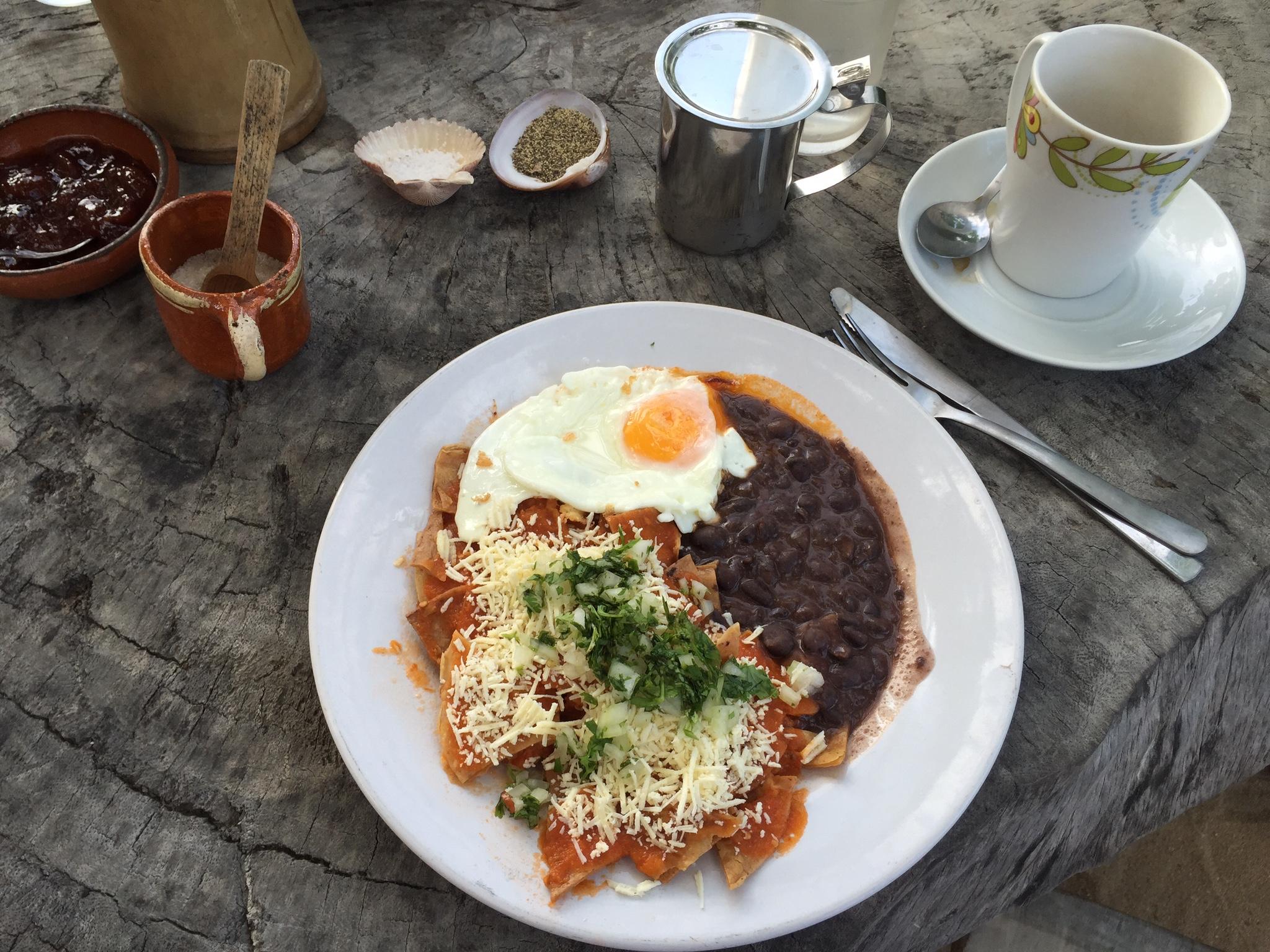 breakfast Casa de Piedra
