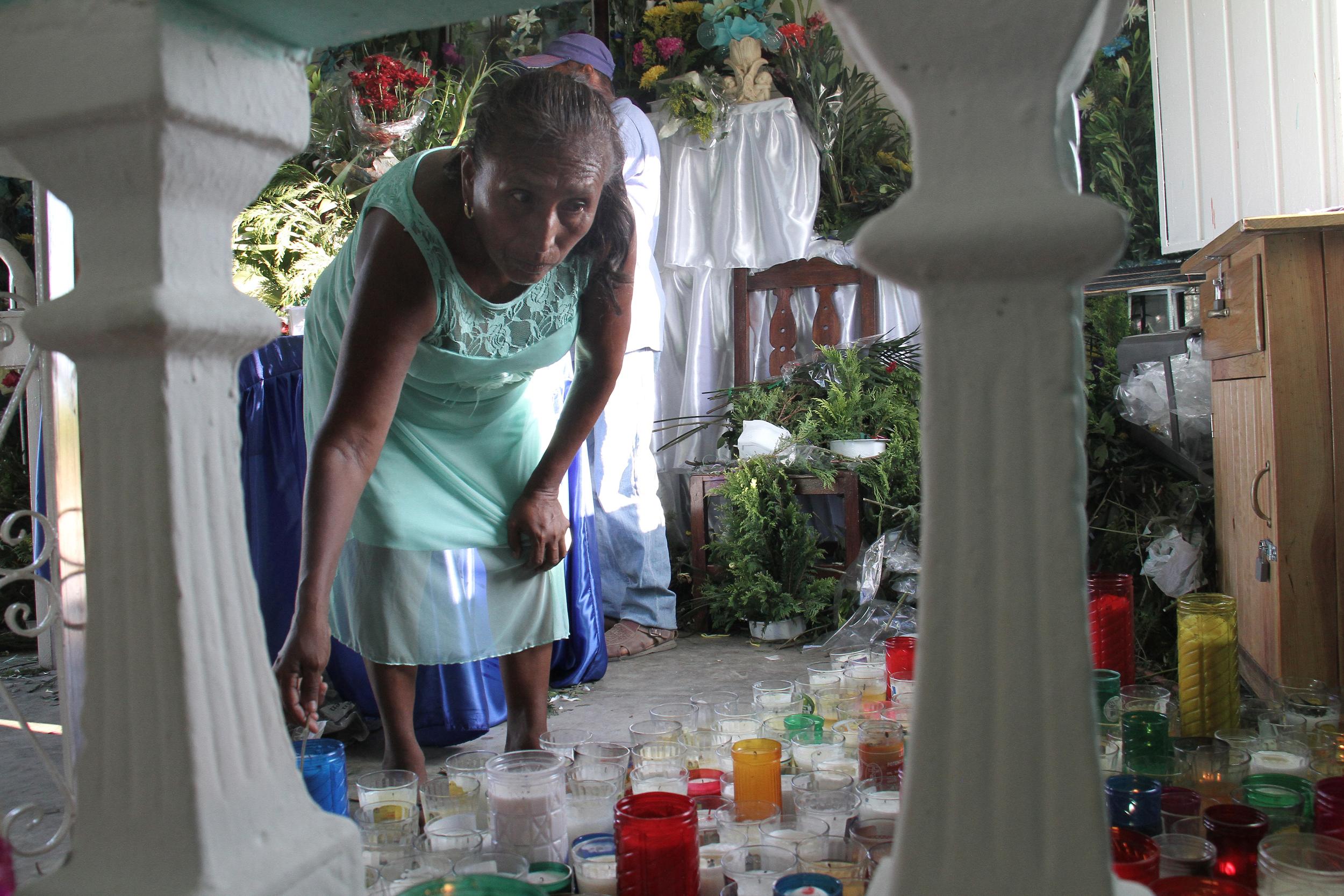 mexican altar