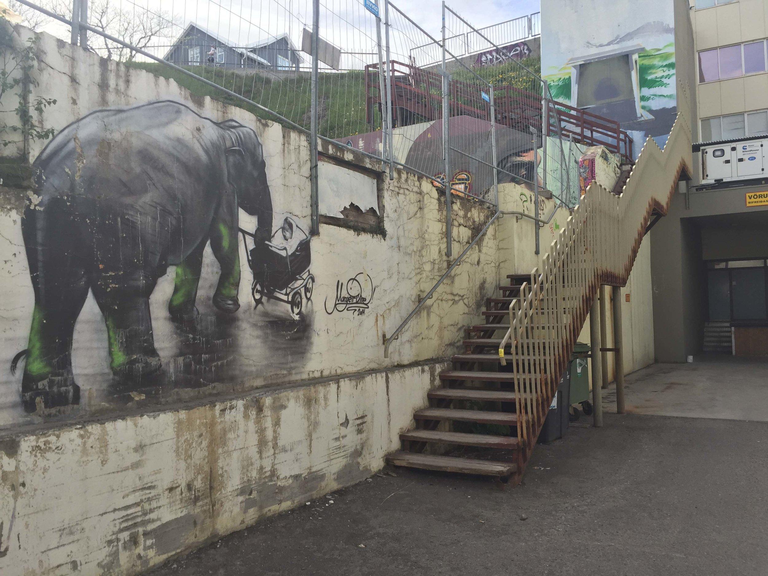 Akureyi street art