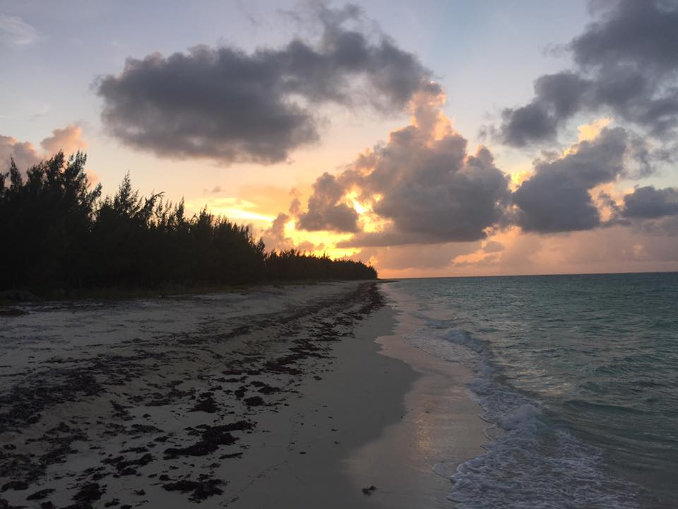 Horseshoe Beach North Caicos