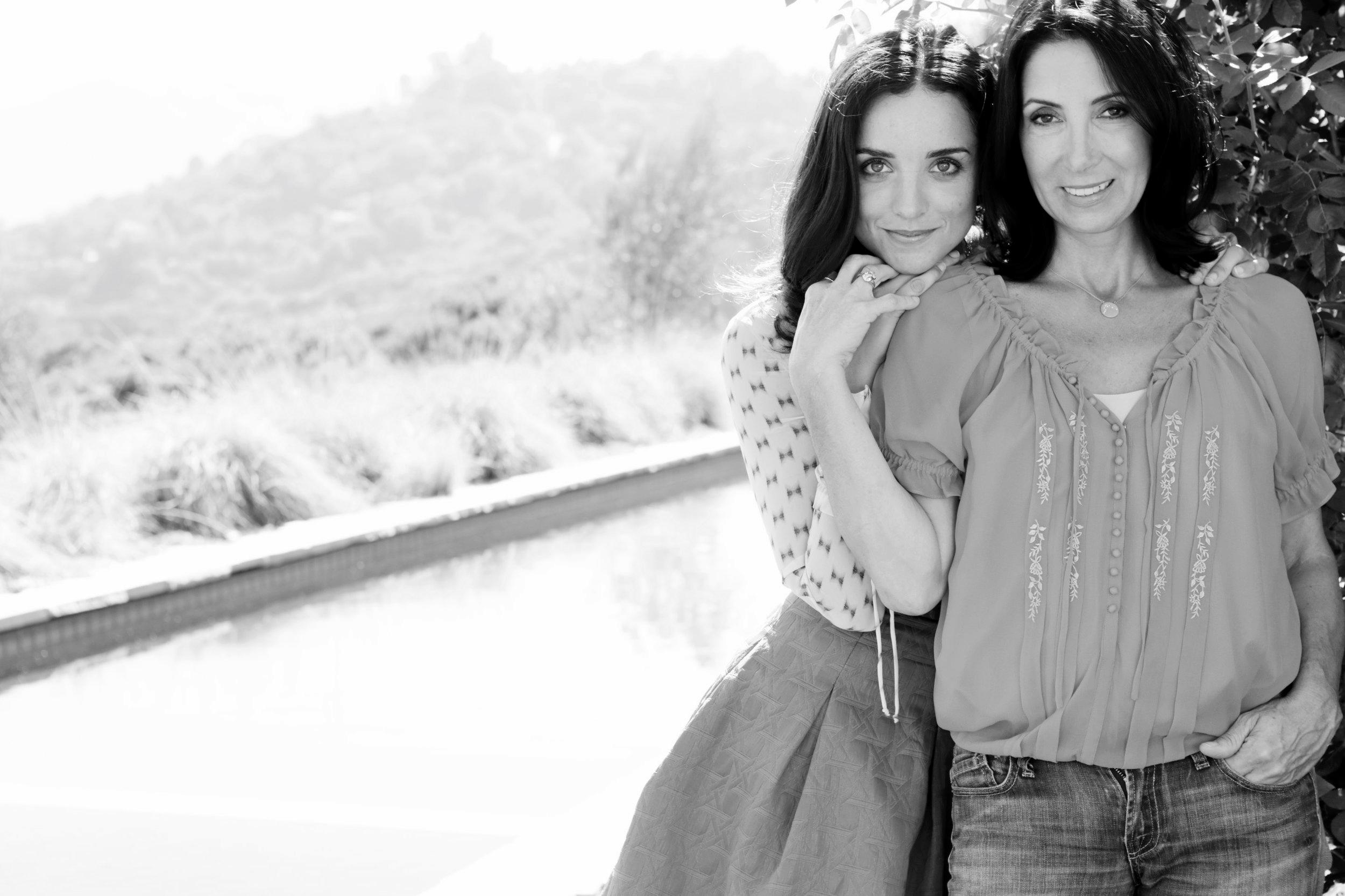 Mother &Daughter — Sheri & Danielle