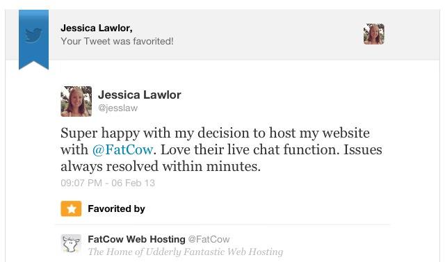 Jessica Lawlor & fatcow.com