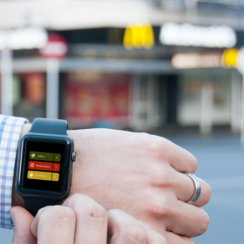 Marketing on the Apple Watch