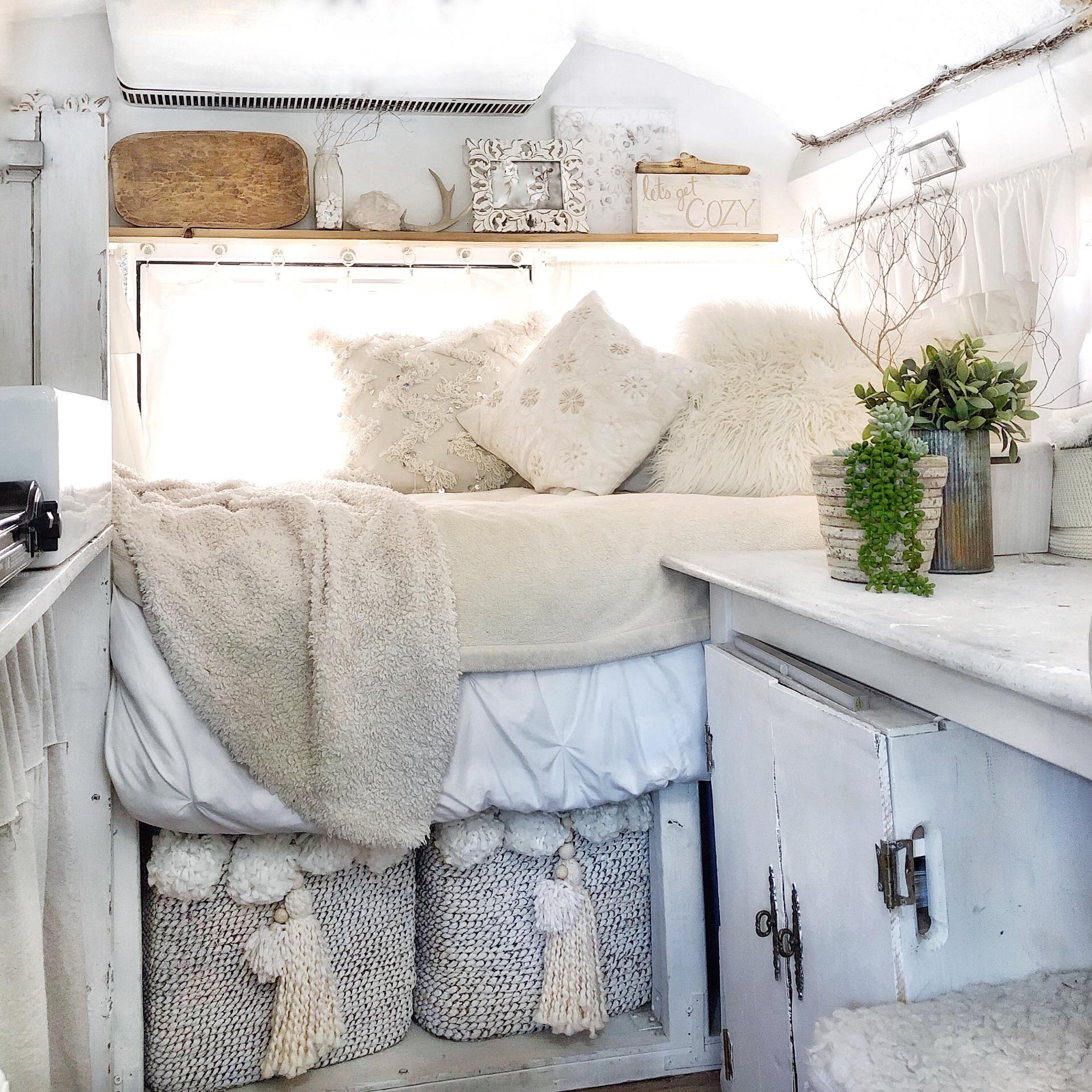 Cozy's Bedroom
