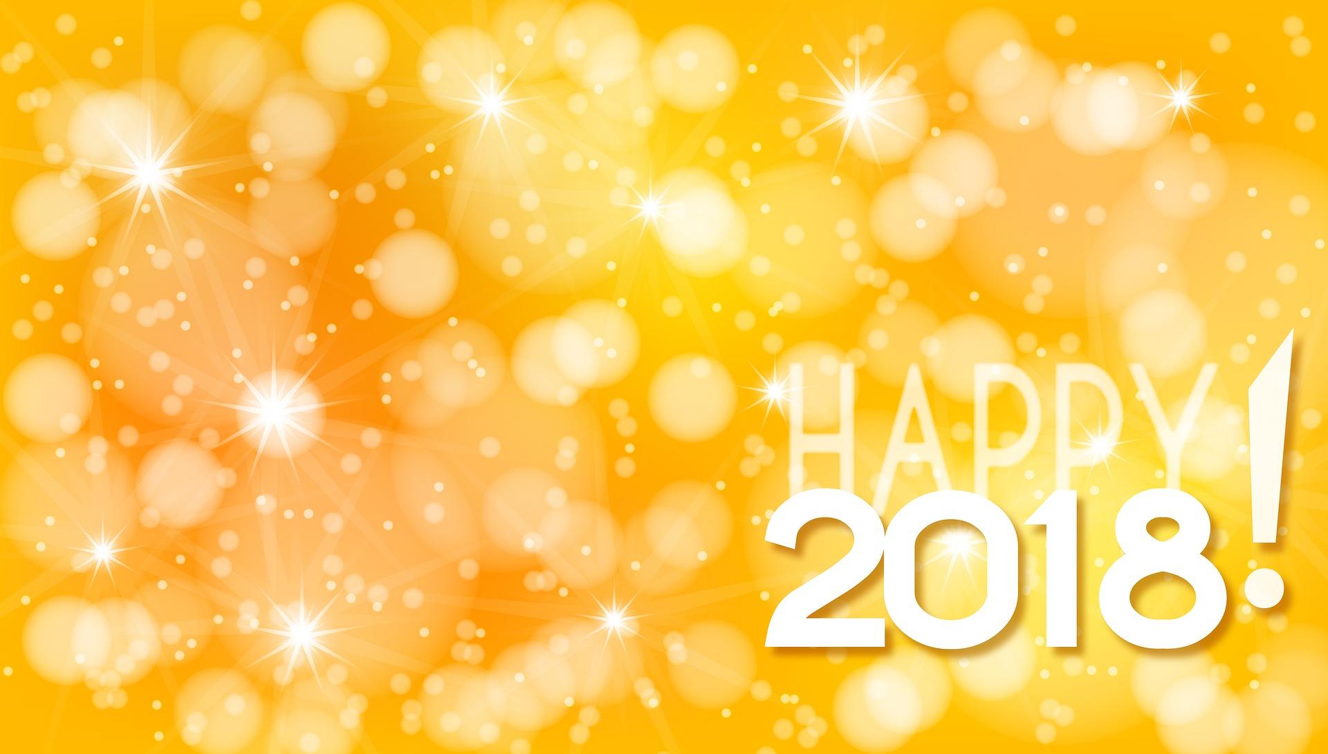 New Year  by monicore via Pixabay ( CC0 Creative Commons )
