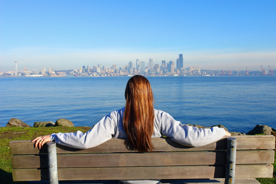 Girl Looking at City of Seattle by Storyblocks.jpg