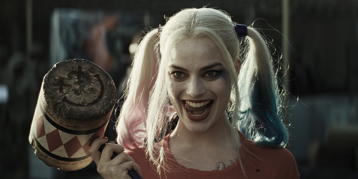 Suicide Squada DC Comics film directed by David Ayer starring Will Smith, Margot Robbie and Viola Davis