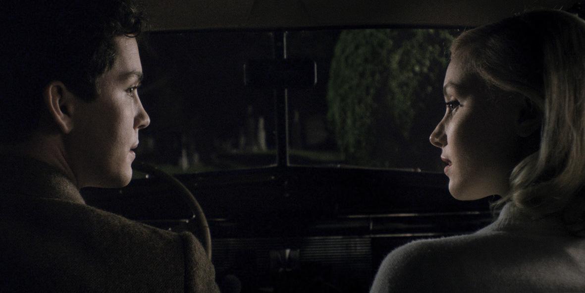 Indignation starring Logan Lerman and Sarah Gadon