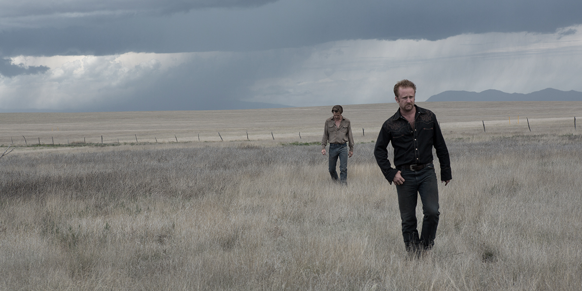 Hell or High Water directed by David Mackenzie starring Chris Pine
