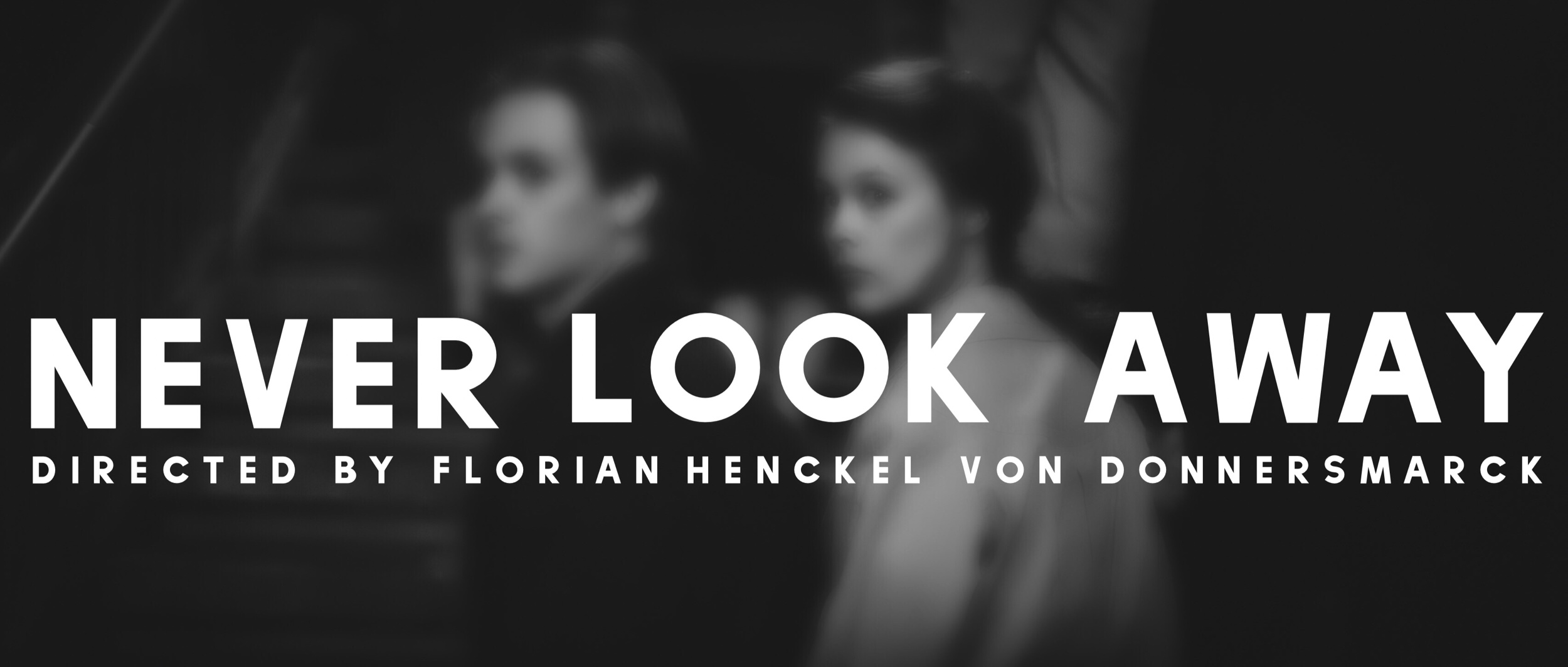 Never look away directed Florian Henckel von Donnersmarck based on Gerhard Richter