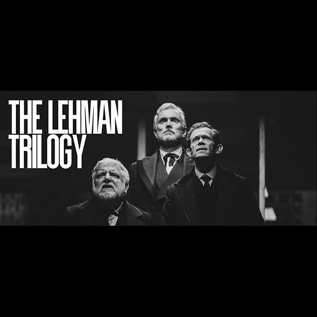 | THE LEHMAN TRILOGY | | Dir. Sam Mendes | | 2019 | 210 mins | | ☆☆☆☆☆ | ⠀⠀⠀⠀⠀⠀⠀⠀⠀ 🎭 NATIONAL THEATRE LIVE 🎭 ⠀⠀⠀⠀⠀⠀⠀⠀⠀ Filmed live from London's West End. ⠀⠀⠀⠀⠀⠀⠀⠀⠀ Swipe ⬅️ for review. In Australian cinemas now. ⠀⠀⠀⠀⠀⠀⠀⠀⠀ Film stills courtesy of Sharmill Films @sharmillfilms and edited by Jesue Valle.