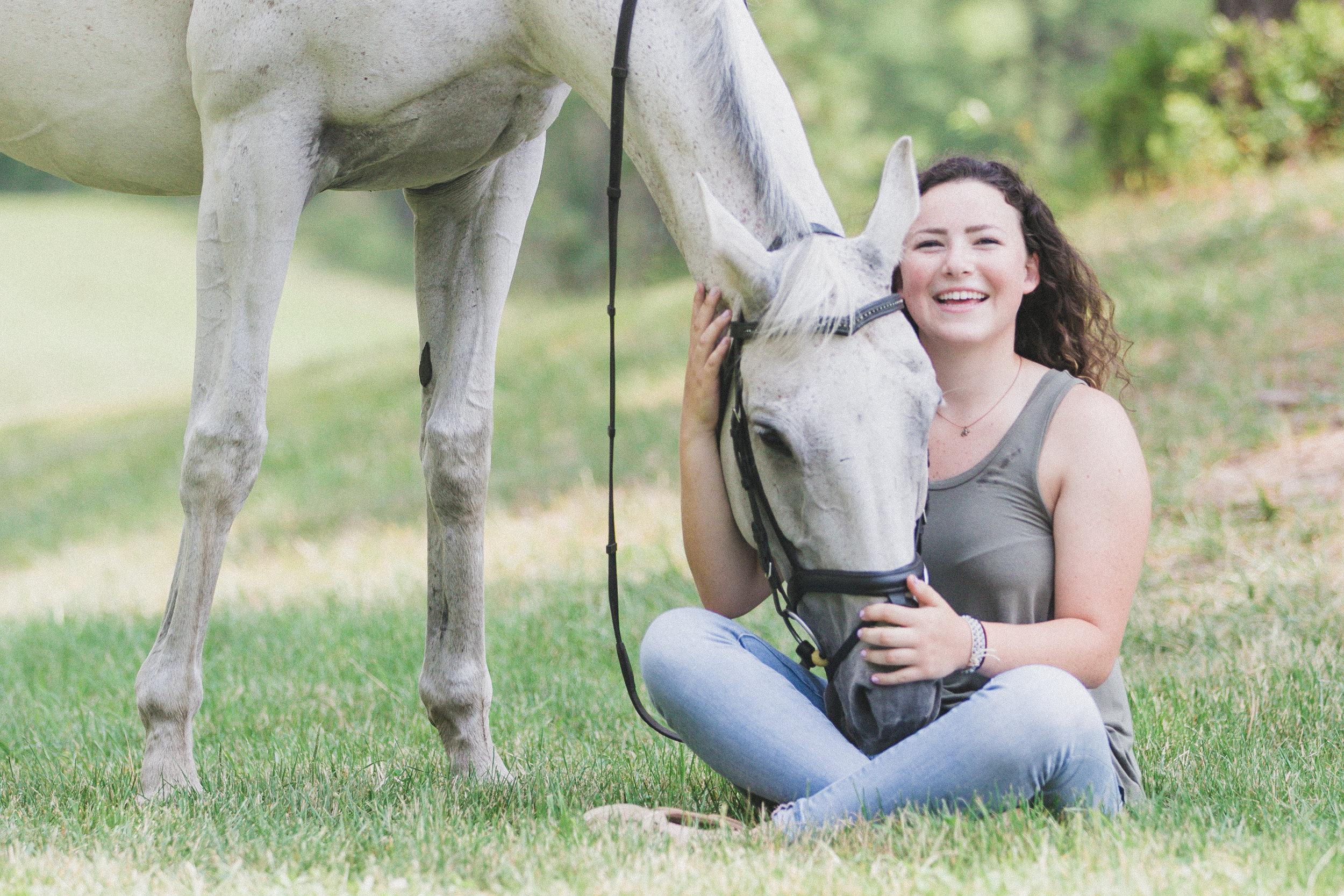 Senior Equine Portrait