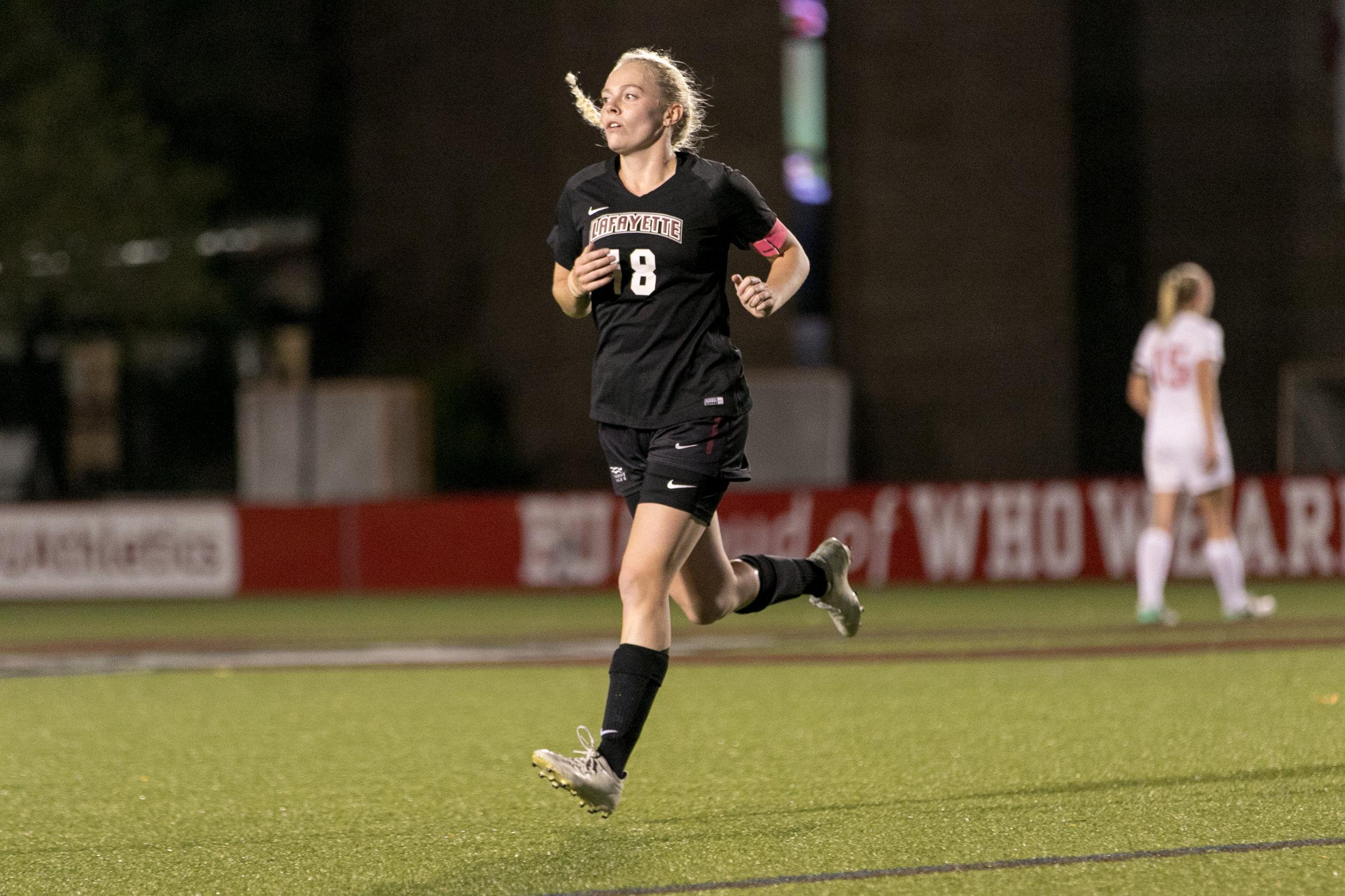 Collegiate Woman Soccer Lafayette College @ Boston University