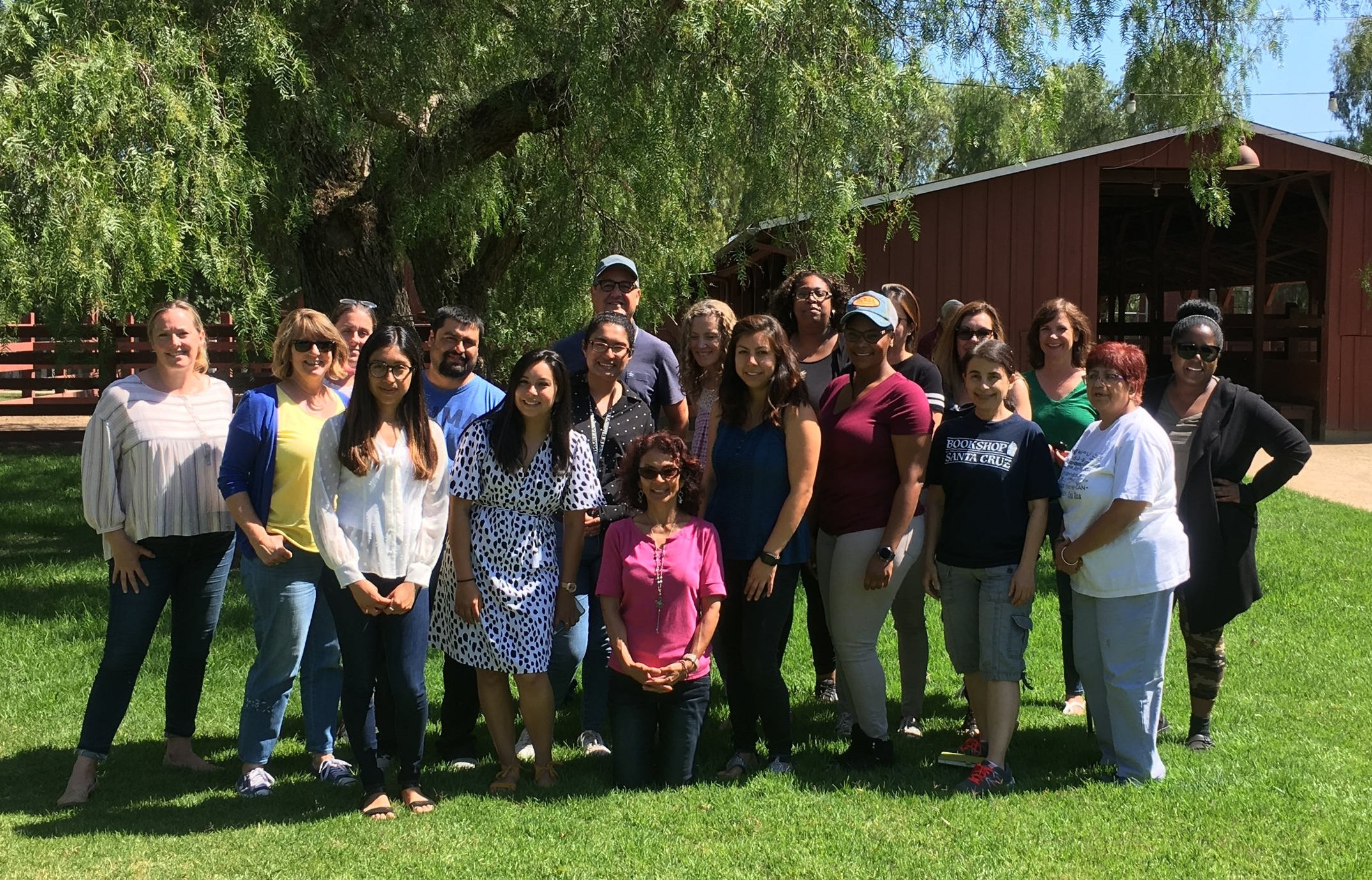 Teaching for Sustainable Communities - Summer Institute: June 25-29, 2018 Follow-up Meetings: TBD Student Exhibitions: Spring 2019