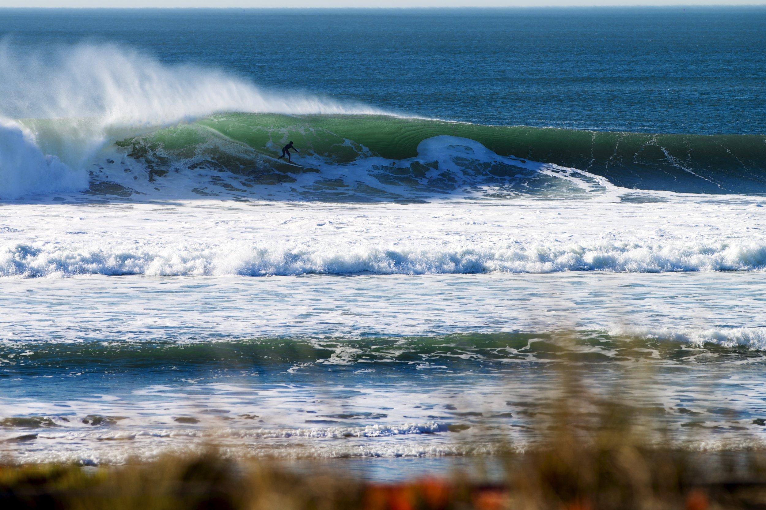 Sakal Team - Jared Cassid  y -  Ocean Beach, San Francisco - Driftwood Photo