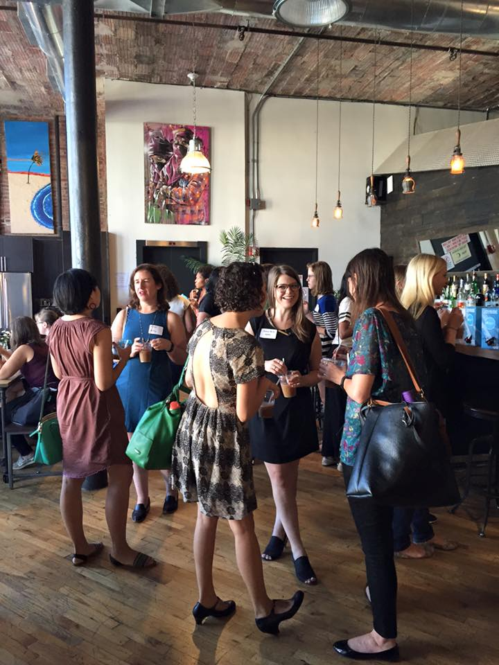tech ladies meetup
