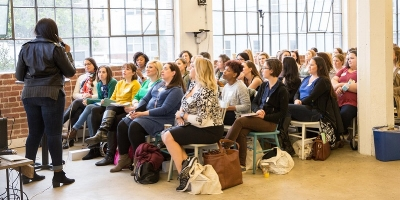 Apply to join Tech Ladies -