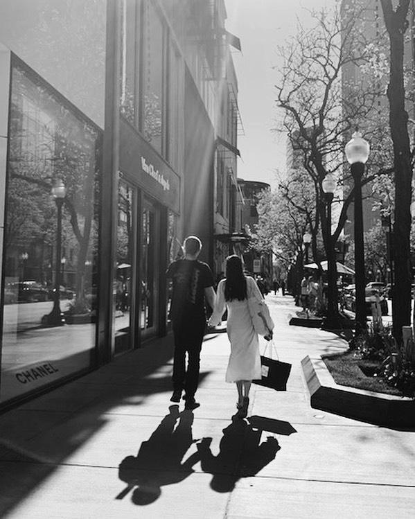 wedding activities today 🖤 35 days