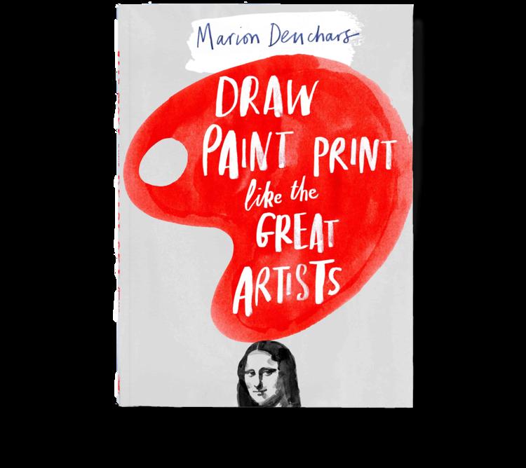 Draw Paint Print Marion Deuchars