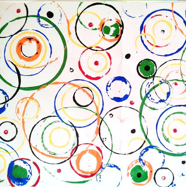 #5: printing circles