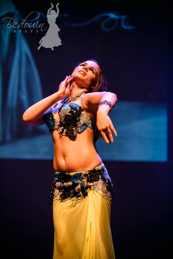 Andrea Yacyshyn - Anya belly dance