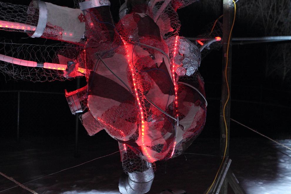 Light Installation - Zoominescence