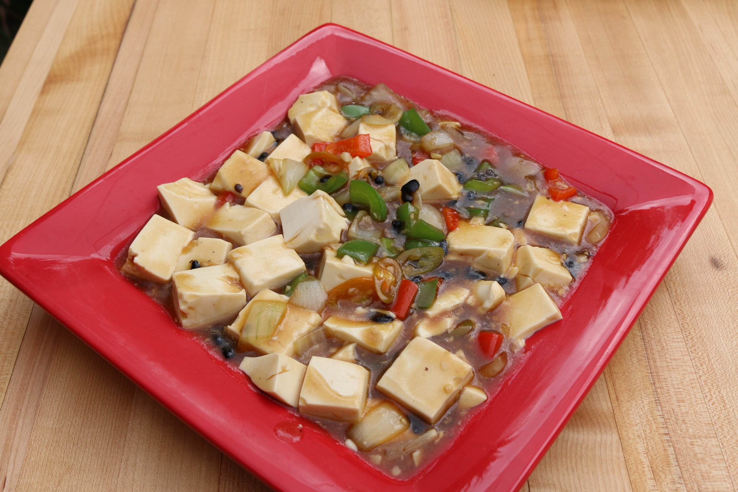 Tofu w: black bean sauce.jpg